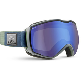 Julbo Aerospace Goggles, gray/blue/green